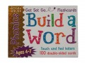 flashcards build a word