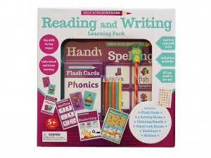 Reading and Writing Learning Pack