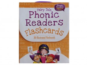 Phonic Readers Flashcards 2