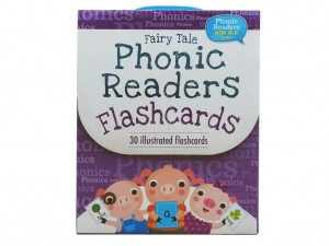 Phonic Readers Flashcards 1