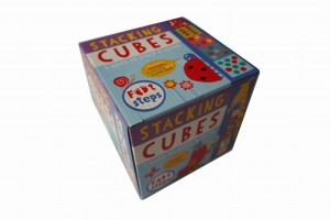 Brain box - Stacking Cubes