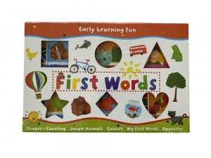 First Words - Early Learning Fun