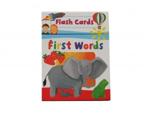 Flash Cards First Words