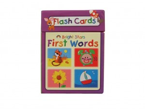 Flash Cards BS First Words