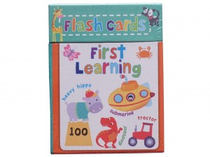 Flash Cards First Learning