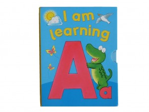 "I am Learning ""A"""